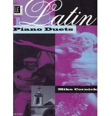 Latin Piano Duets