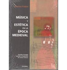 Música y Estética en la Epoca Medieval