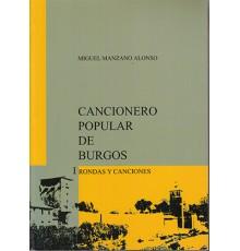 Cancionero Popular de Burgos I