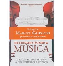 Diccionario Oxford de Música