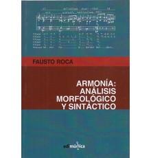 Armonía: Análisis Morfológico y Sintátic