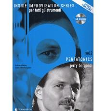 Pentatonics Vol. 2   CD