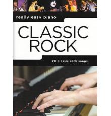 Really Easy Piano Classic Rock