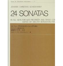 24 Sonatas Vol. 1