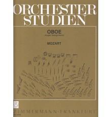 "Orchester Studien ""Oboe"""