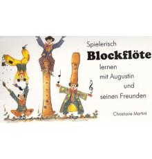 Spielerisch Blockflöte Lernen mit Audust