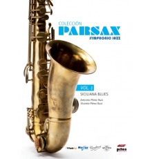 Parsax Vol. 1 Siciliana Blues
