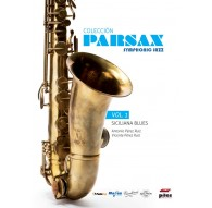 Parsax Vol. 1 Siciliana Blues