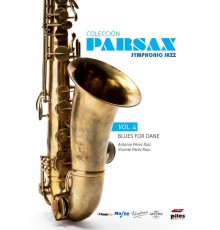 Parsax Vol. 4 Blues for Dane
