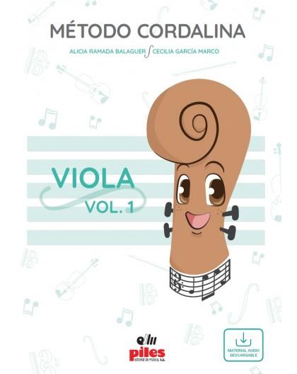 Método Cordalina Viola Vol. 1/ Audio