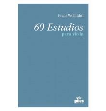60 Estudios para Violín
