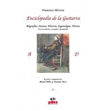 Enciclopedia de la Guitarra(4 Volúmenes)