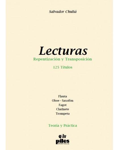 Lecturas. Repentización y Transposición.