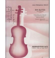 Six Suites pour Alto Suites 4.5.6. Vol.2