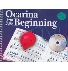 Ocarina from the Beginning   CD