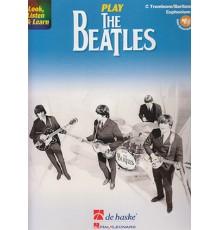LLL Play The Beatles Trombone/ Audio Onl