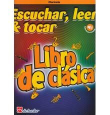 Libro de Clásica Clarinete/ Audio Online