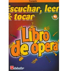 Libro de Ópera Trompeta/ Audio Online