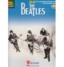LLL Play The Beatles Trumpet/ Audio Acce