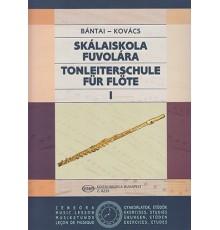 Tonleiterschule für Flöte Vol. I Skalais