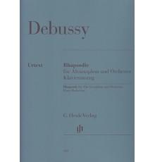Rhapsodie für Altosaxophone und Orcheste
