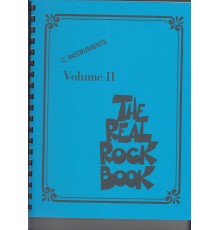 The Real Rock Book II C Instruments