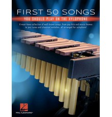 First 50 Songs Xylophone