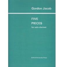 Five Pieces