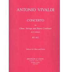 Concerto in A minor RV 463/ Red.Pno.