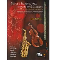 Método Flamenco para Instrumentos Melódi