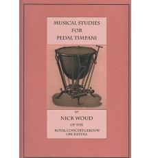 Musical Studies for Pedal Timpani