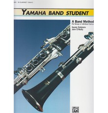 Yamaha Band Student 2. Clarinet Bb