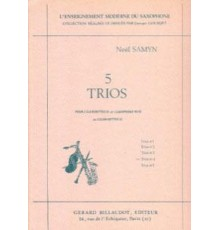 5 Trios Nº 4