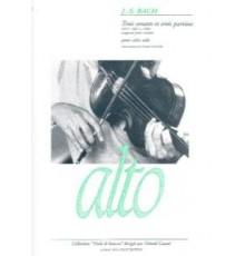 Trois Sonates et Trois Partitas BWV 1001