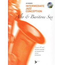 Intermediate Jazz Conception Alto Sax