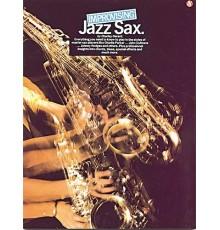 Improvising Jazz Sax