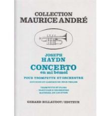 Concerto en Mi Bemol/ Full Score