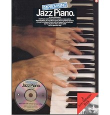 Improvising Jazz Piano   CD