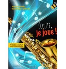 Ecoute Je Joue! Vol.2   CD