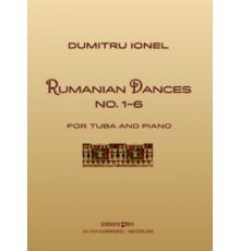 Rumanian Dances No. 1 - 6 (1948)