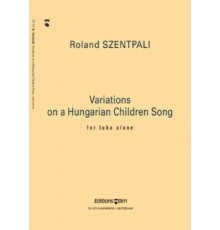 Variations and Hungarian Children Songs