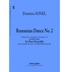 Rumanian Dance No. 2 (1997)