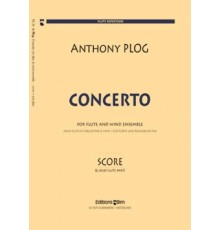 Anthony Concerto/ Red. Pno.
