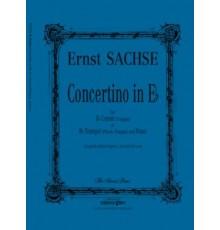 Concertino in Eb/ Red. Pno.
