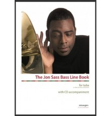 The Jon Sass Bass Line Book   CD