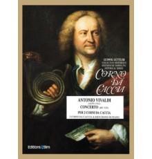 Concerto in Fa Maggiore RV 539/ Red.Pno.