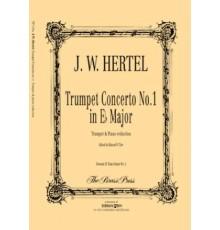 Trumpet Concerto Nº 1/ Red.Pno.