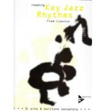 Reading Key Jazz Rhythms for Alto & Bari