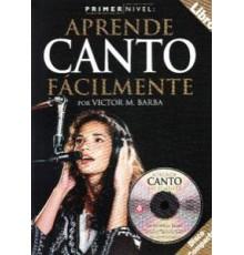 Aprende Canto Fácilmente   CD