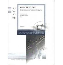 Concerto in  Clarinete/ Red.Pno.